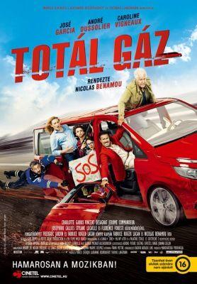 Totál gáz (2016) online film