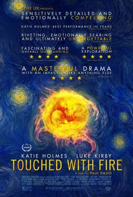 Touched with Fire (2015) online film