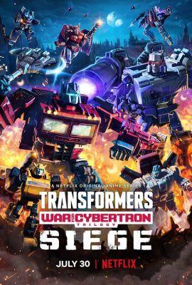 Transformers: Háború Kibertron bolygójáért 1. évad (2020) online sorozat