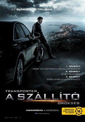 Transporter: A Szállító - Örökség (2015) online film