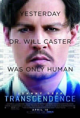 Transzcendens (2014) online film