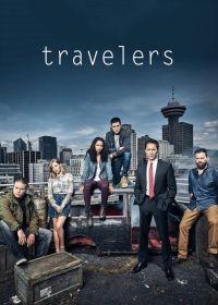 Idővonal (Travelers) 1. évad (2016) online sorozat