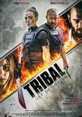 Tribal Get Out Alive (2020) online film