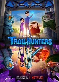 Trollvadászok 1. évad (2016) online sorozat