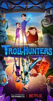 Trollvadászok 2. évad (2017) online sorozat