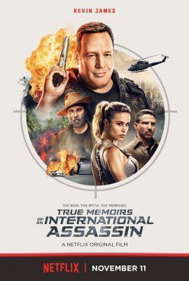 True Memoirs of an International Assassin (2016) online film