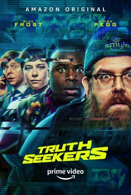 Truth Seekers 1. évad (2020) online sorozat