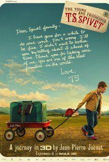 T.S. Spivet különös utazása (2013) online film
