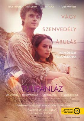 Tulipánláz (2017) online film