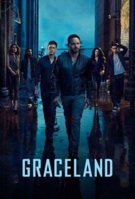 Ügynökjátszma (Graceland) 3. évad (2013) online sorozat