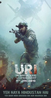 Uri: The Surgical Strike (2019) online film