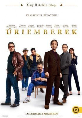 Úriemberek (2019) online film