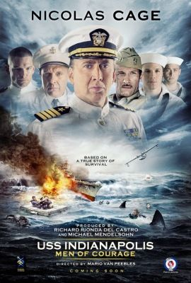 A bátrak háborúja (USS Indianapolis: Men of Courage) (2016) online film