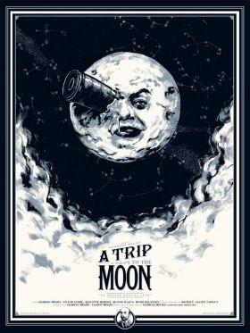 Utazás a Holdba (1902) online film