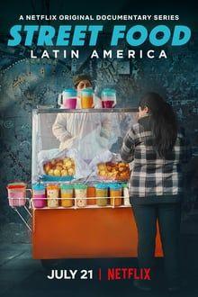 Utcai ételek: Latin-Amerika 1. évad (2020) online sorozat