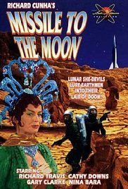 Úti cél a Hold (1958) online film