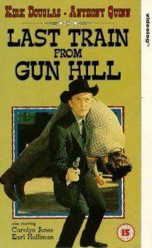 Utolsó vonat Gun Hillből (1959) online film