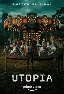 Utópia 1. évad (2013) online sorozat