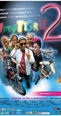 Üvegtigris 2. (2006) online film