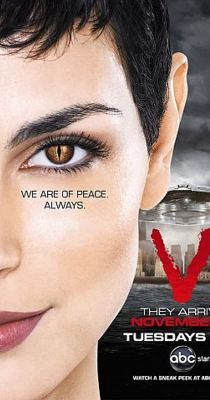 V, mint veszélyes 1. évad (2009) online sorozat