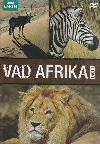 Vad afrika - A hegyek, a szavanna (2001)