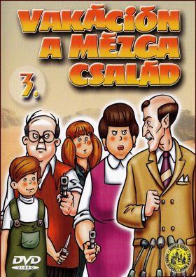 Vakáción a Mézga család (1972) online sorozat
