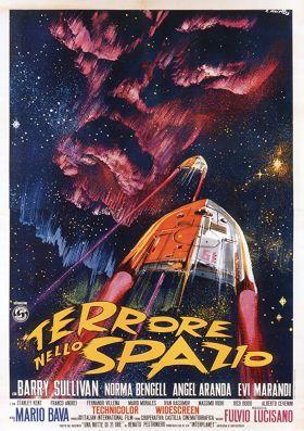 Vámpírok bolygója (1965) online film