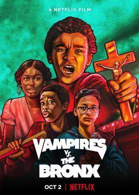 Vámpírok Bronx ellen (2020) online film