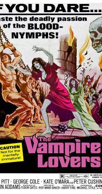 Vámpírszeretők (1970) online film