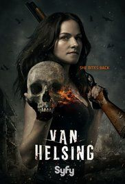 Van Helsing 1. évad (2016) online sorozat