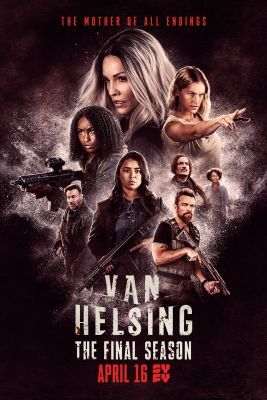 Van Helsing 5. évad (2021) online sorozat