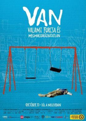 VAN valami furcsa és megmagyarázhatatlan (2014) online film