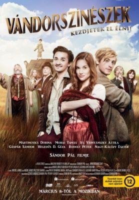Vándorszínészek (2018) online film