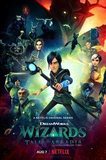 Varázslók: Arcadia meséi 1. évad (2020) online sorozat
