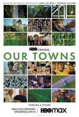 Városaink: Utazás Amerika szívébe (2021) online film