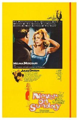 Vasárnap soha (1960) online film