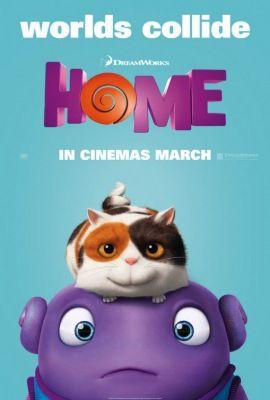 Végre otthon! (2015) online film