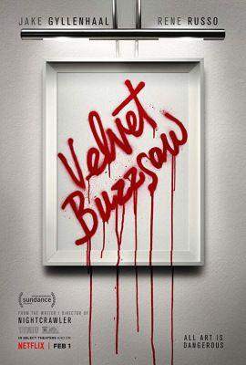 Velvet Buzzsaw (2019) online film