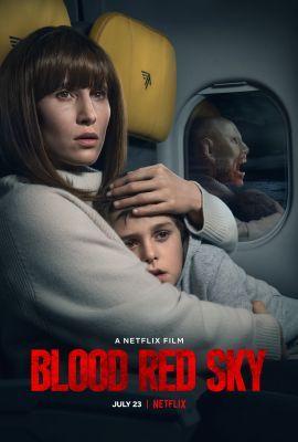 Vérvörös égbolt (2021) online film