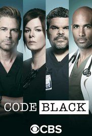 Vészhelyzet: Los Angeles (Code Black) 1. évad (2015) online sorozat