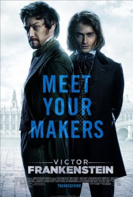 Victor Frankenstein (2015) online film