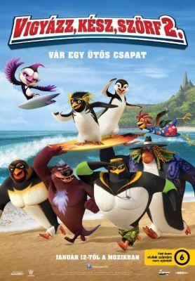 Vigyázz, kész, szörf 2. (2017) online film