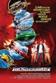 Viharmadarak (Thunderbirds) (2004) online film