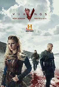 Vikingek 3. évad (2015) online sorozat