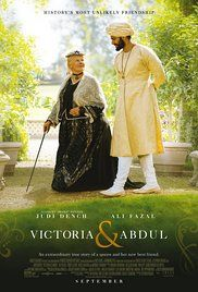 Viktória királynő és Abdul (2017) online film