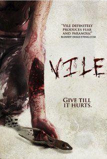 Vile (2011) online film
