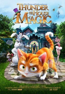 Villám és a varázsló (2013) online film