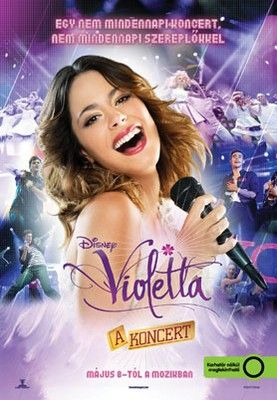 Violetta - A koncert (2014)