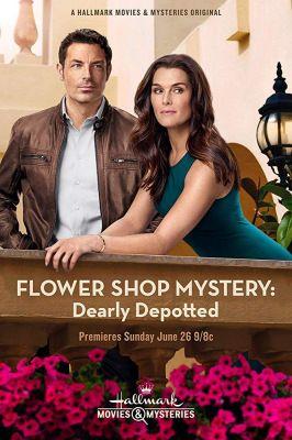 Virágbolti rejtélyek: Gyilkosság az esküvőn (2016) online film