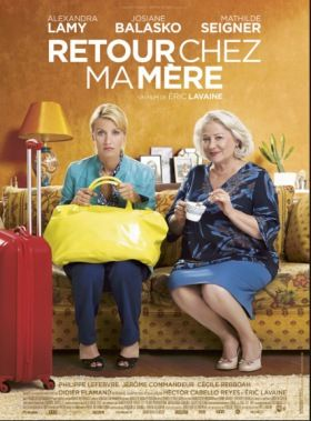 Vissza a mamahotelbe (2016) online film